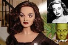 Dolls ~ Celebrities & Famous / by Maura Petzolt