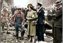 WWII ~ England / by Maura Petzolt