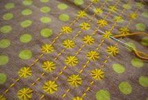 Kirjonta - Broderi - Embroidery