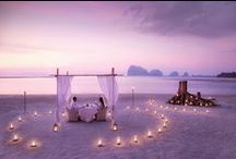How romantic! / From dinners-for-two to Honeymoon-inspiration.