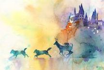 Watercolor inspiration / by Kristin Erhardt