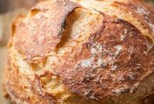BREAD / recipes, images and ideas for making bread