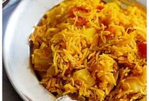 RICE DISHES / Rice recipes and photos