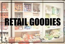 Retail Goodies / Product in Trumpette's Retail Store - 2020 I Street Sacramento, CA 95811