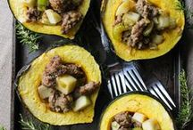 FALL FOOD / Fall Inspired Dishes