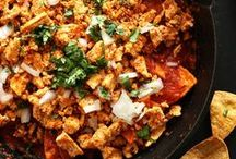 VEGETARIAN DISHES / Vegetarian ideas and dishes
