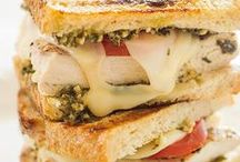 SANDWICHES / Recipes, photos and inspiration for sandwiches