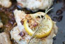 CHICKEN DISHES / Chicken recipes