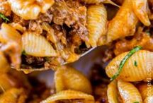 ONE POT | PAN MEALS / recipes made in one pot or pan.