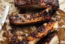RIBS RECIPES / recipes on ribs