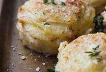 POTATO DISHES / potato recipes and dishes