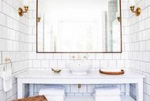 DESIGN: BATHROOMS / bathroom interior design