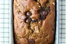 QUICK BREADS / Recipes for Loaf and Quick/Sweet Breads