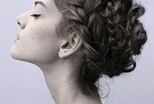 Hair Love / Pictures and ideas of the latest trends / by ☽ Annaliese ☾