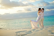Beach Weddings / What can be more romantic than destination wedding on the beach? What can be more inspirational? Let us dream...and perhaps make our dream a reality!