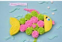 Creative Cakes / Ideas for creative cakes