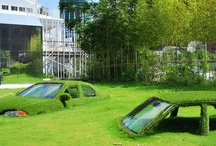 Exterior Design / Quirky ideas for making outside space fabulous!