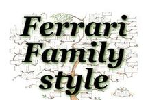 Ferrari Family style / Ferrari Family people, please pin here what you think best matches a Ferrari family style. #Ferrari #Family #style #FFstyle