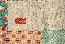 The next quilt...