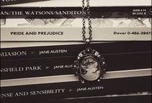 Jane Austen / by Sandra Brooks McCravy