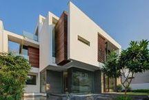 Casas / referencias de arquitectura contemporánea para tener en cuenta.