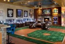 All-Star Decor / Baseball decor steps up to the plate. Here are some of our favorite ideas for incorporating America's favorite pastime into your home's decor.