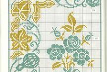 Mango Pratique - Valérie Lejeun - Bordures et frises fleuries
