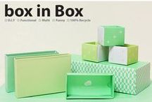 Boxes: Decorations: DIY