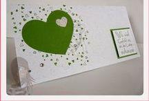 Hochzeitskarten by rosa Mädchen / Wedding Cards with Stampin' Up! by rosa Mädchen