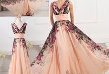 Dresses & Flowers