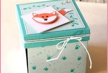 Verpackungen by rosa Mädchen / Packaging with Stampin' Up! by rosa Mädchen