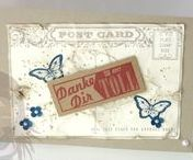 Dankeskarten by rosa Mädchen / Thank You cards with Stampin' Up! by rosa Mädchen