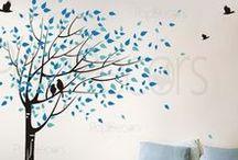 wall drawing ideas