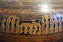 Grecia. Medioevo ellenico (XI-VIII sec. a.C. ) - Età arcaica (VIII-VI sec. a.C. )