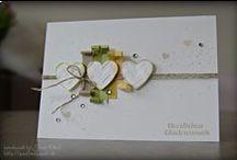 Card Ideas Love/Wedding