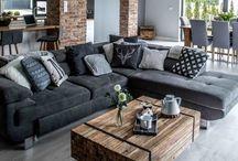 Living- dining room