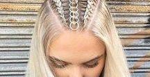 Hair Bling <3