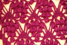Puntadas de crochet / by Grace Duarte