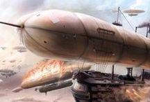 Steampunk / ¿Tecnología secreta del siglo  XIX?
