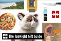 The TueNight Gift Guide / Giving is personal — it's from me to you. And it will always say a little something about how you and I relate. We've asked our TueNight contributors to think of items that were truly meaningful for them, in the categories of their expertise.