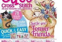 Books / Cross stitch books