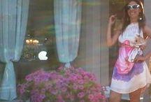 OutfAt - #Outfit personalizzato alla A-way (a modo mio) / Una piccola parte del mio armadio con la promessa che nella mia prossima casa ci sarà una #camerarmadio! I love #dresses #fashion #shoes in estate mi cambio anche 4 volte al giorno!