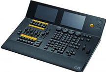 Lighting & Staging Gear / Luminaires, followspots, consoles, control, software, networking, screens, staging, and rigging / by Live Design