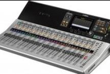Sound Gear / Speaker systems, consoles/mixers, processing, control, amplifiers, microphones, wireless, software, cards, plug-ins, networking, accessories / by Live Design