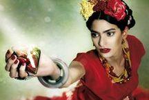 Style Frida Kahlo