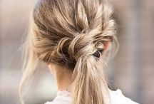 - HAIR STYLES -