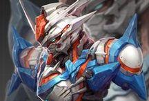 Robot/Gundam