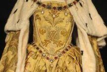 Fashion ~ 15-1800 Renaissance/Age of Enlightenment