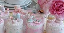 Afternoon Tea / Recipes and ideas for afternoon tea
