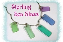 Sea Glass Jewelry - Handcrafted In The USA / The Sweet Memories of the Seaside will stay with You Forever!  Sea Glass Handcrafted Jewelry Brings Back Those Sweet Seaside Memories!  Pin Your Sea Glass Jewelry Treasures Here if They are For Sale - Contact me at FindMeTreasure@aol.com